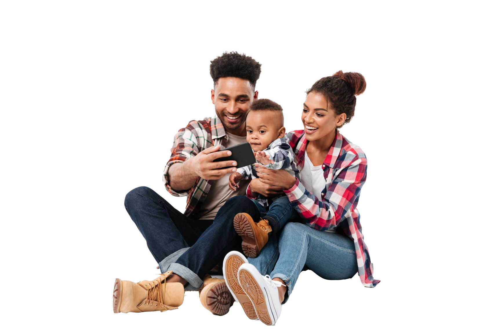 full-length-portrait-happy-young-african-family